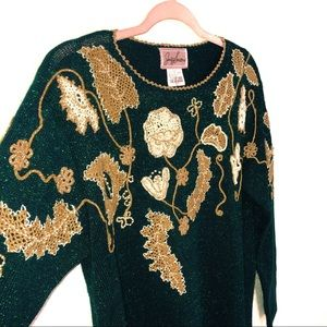 Vintage Jaclyn Smith Sweater Large